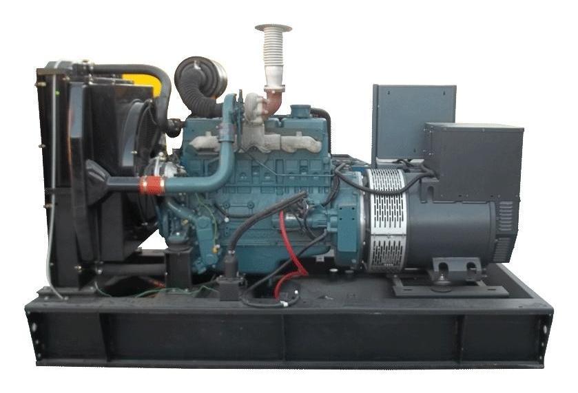 Дизельный генератор 200 кВт AKSA AD 275 с двигателем Doosan