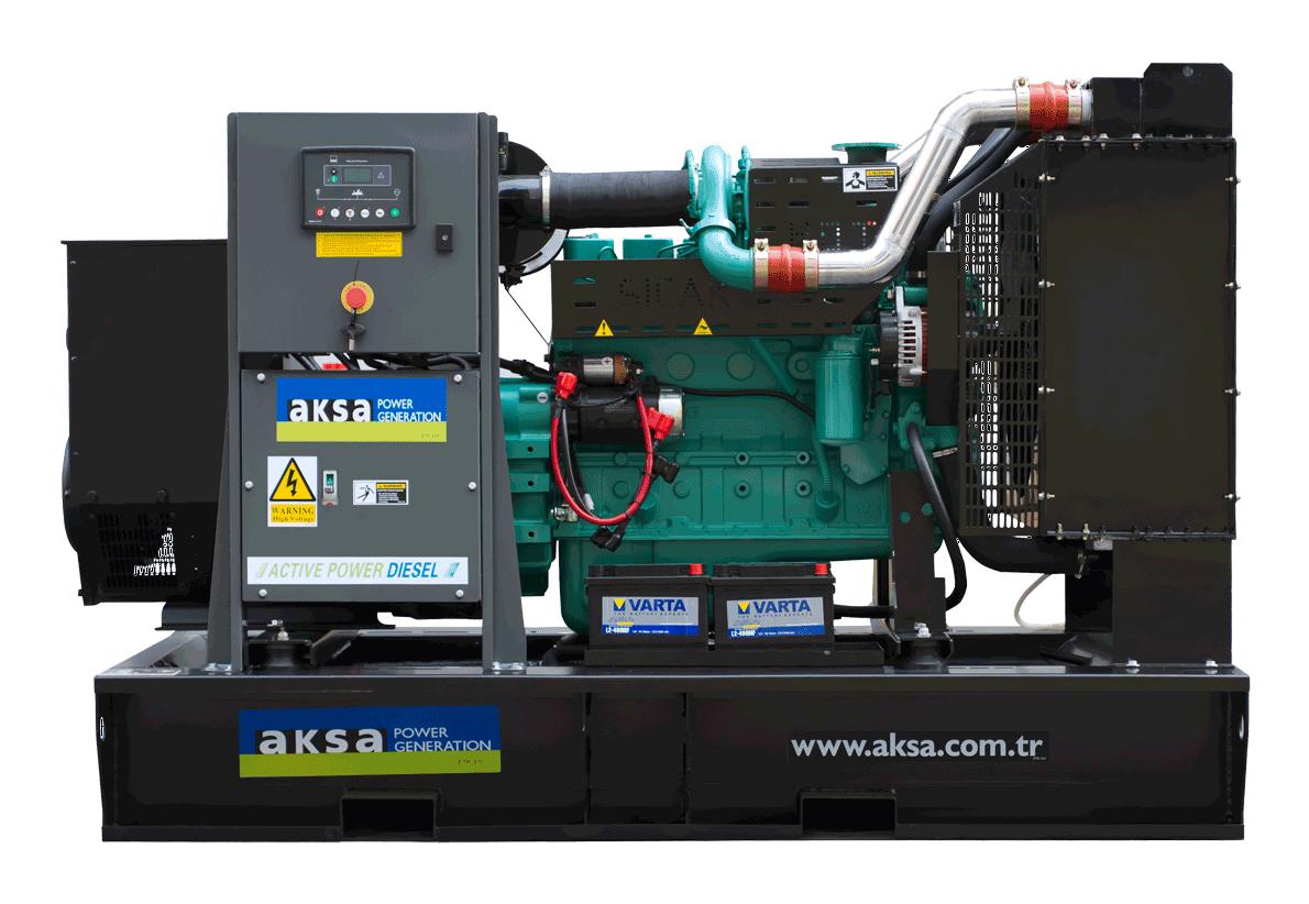 Дизельный генератор AKSA APD 145C Cummins