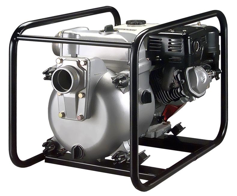 Мотопомпа бензиновая для сильнозагрязненной воды Кoshin KTH-80X