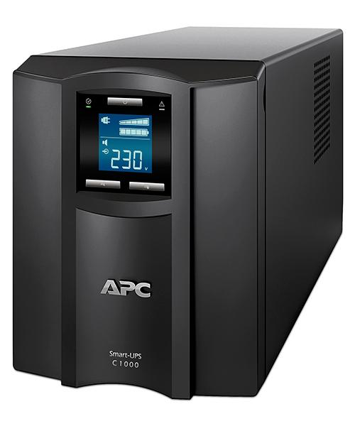 ИБП APC Smart-UPS C 1000VA SMC1000I