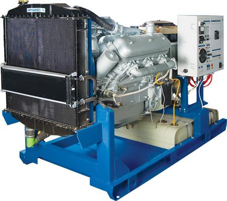 Дизельный генератор АД 60 Т400