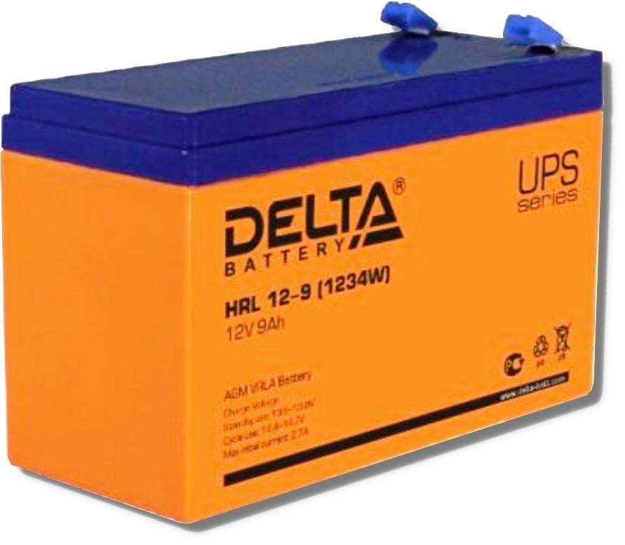 Аккумулятор Delta HRL 12-9