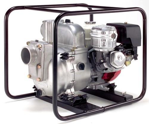 Мотопомпа бензиновая для сильнозагрязненной воды Кoshin KTH-100X