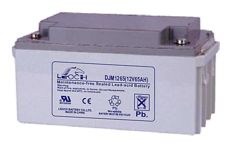 Аккумулятор Leoch DJM 1265