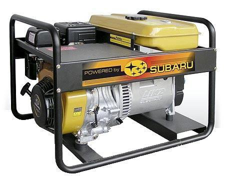 Бензиновый генератор 5 6 кВт 220 Вольт Robin-subaru EB 7.0/230 SL Robin-subaru EB 7.0/230 SLE